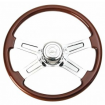 "18"" 4 Spoke Steering Wheel - International"